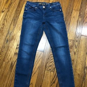 Seven7 Jeans Ankle Skinny Jeans Size 28